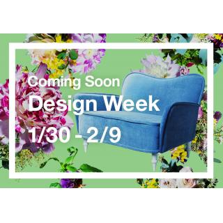 Francfranc Design Weekを開催!